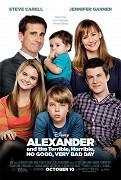 Alexander a jeho naozaj veľmi zlý deň