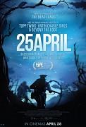 25 April