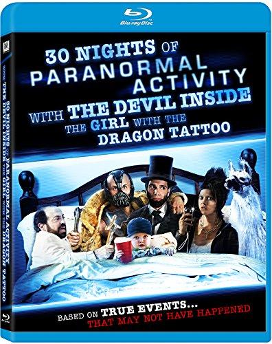 30 nocí paranormálnych javov