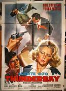 Agente segreto 070: Thunderbay missione Grasshopper