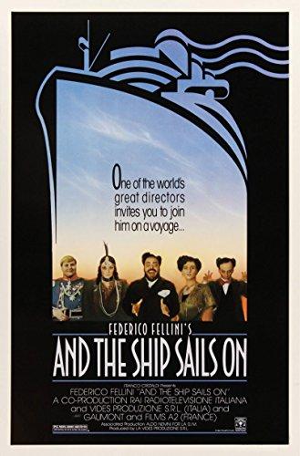A loď pláva