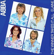 ABBA: The Winner Takes It All (hudební videoklip)