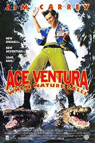 Ace Ventura 2: Volanie divočiny