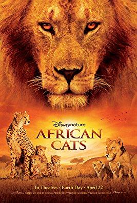 Africké šelmy: Kráľovstvo odvahy