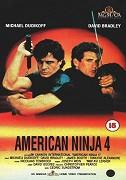 Americký nindža 4