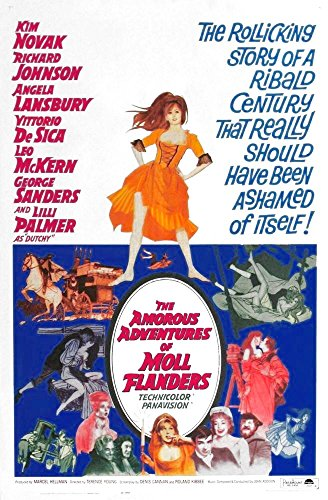 Amorous Adventures of Moll Flanders, The