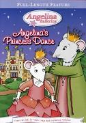 Angelína balerína: Tanec princezny