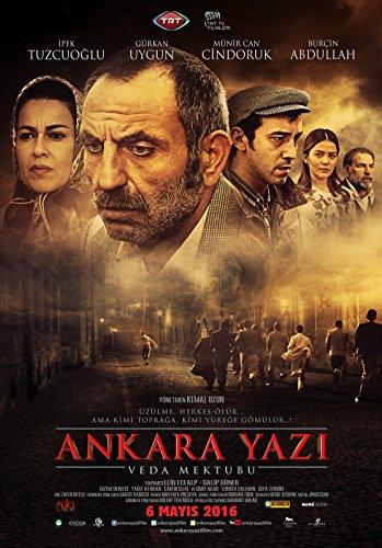 Ankara Yazı - Veda Mektubu