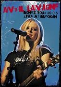 Avril Lavigne, Bonez World Tour 2004/2005