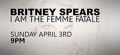 Britney Spears: I Am the Femme Fatale