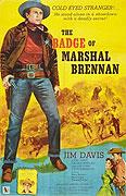 Badge of Marshal Brennan, The