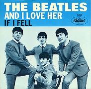 Beatles, The: And I Love Her (hudební videoklip)