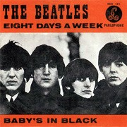 Beatles, The: Eight Days a Week (hudební videoklip)