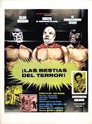 Bestias del terror, Las