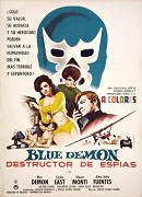 Blue Demon destructor de espias