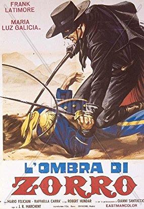 Cabalgando hacia la muerte (El Zorro)