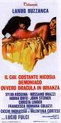 Cav. Costante Nicosia demoniaco ovvero Dracula in brianza, Il