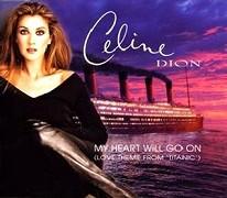 Celine Dion: My Heart Will Go On (hudební videoklip)
