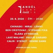 Ceny Anděl Coca Cola 2019 (TV pořad)