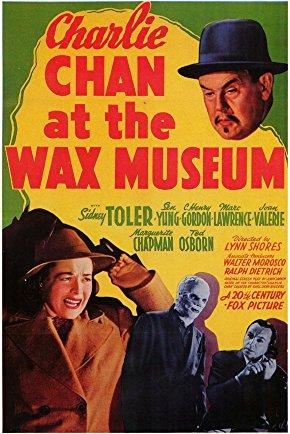 Charlie Chan v muzeu voskových figurín