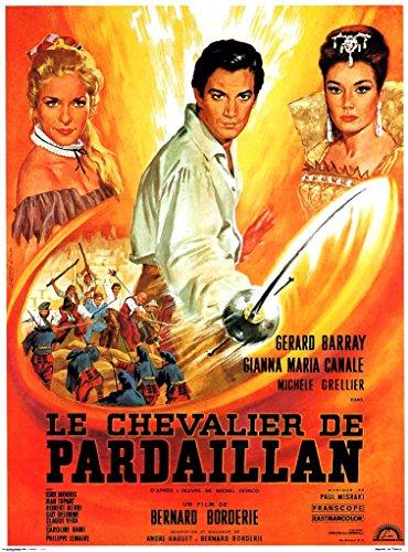 Chevalier de Pardaillan, Le