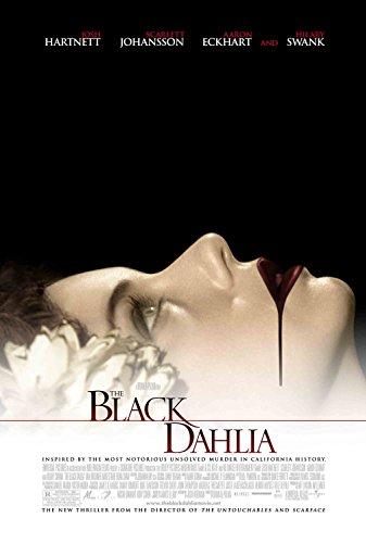 Čierna Dahlia