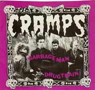 Cramps - Garbageman, The (hudební videoklip)