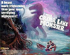 Crater Lake Monster, The