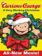Zvědavý George 2 - Veselé opičí Vánoce