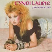 Cyndi Lauper - Time After Time (hudební videoklip)