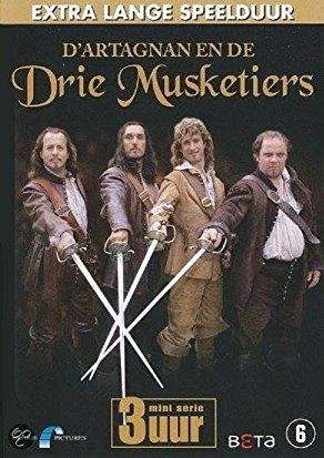 D'Artagnan a traja mušketieri