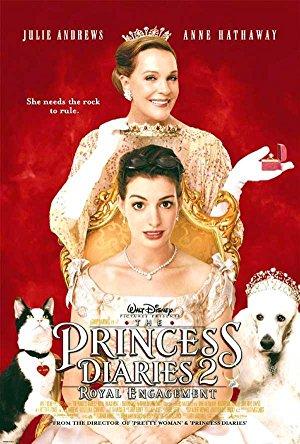 Denník princeznej 2: Kráľovstvo v ohrození