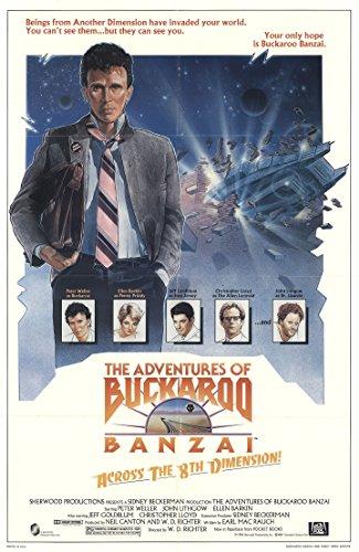 Dobrodružstvá Buckaroo Banzaia naprieč 8. dimenziou
