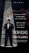 Don King: Jenom v Americe