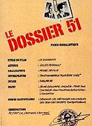Dossier 51, Le