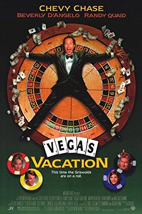 Dovolenka v Las Vegas