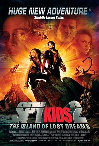 Dvaja pátrači: Spy Kids 2