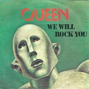 Queen: We Will Rock You (hudební videoklip)
