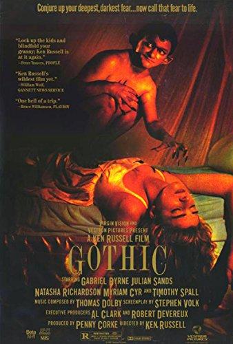 Gothic - Noc hrôzy
