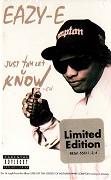 Eazy-E: Just tah Let U Know (hudební videoklip)