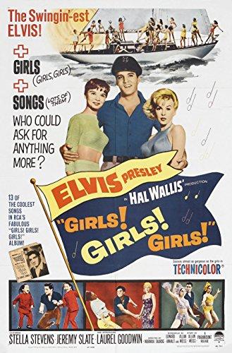 Elvis Presley: Girls! Girls! Girls!