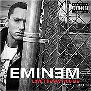 Eminem featuring Rihanna: Love the Way You Lie (hudební videoklip)