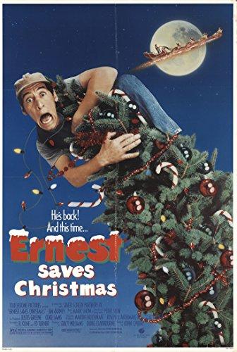 Ernest zachraňuje Vianoce