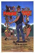 Ernest ide do tábora