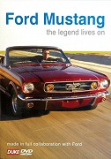 Ford Mustang - The Legend Lives On