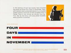 Čtyři dny v listopadu