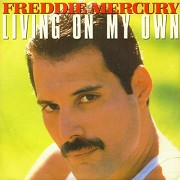 Freddie Mercury: Living on My Own (hudební videoklip)
