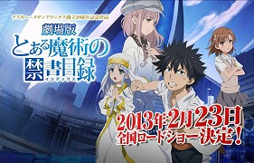 Gekijouban Toaru Majutsu No Index: Endymion No Kiseki