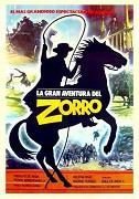 Gran aventura del Zorro, La
