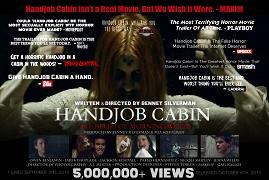 Handjob Cabin